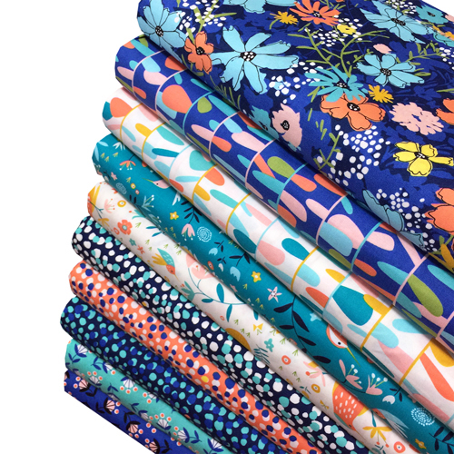 Moda Fabrics Wild Nectar Collection