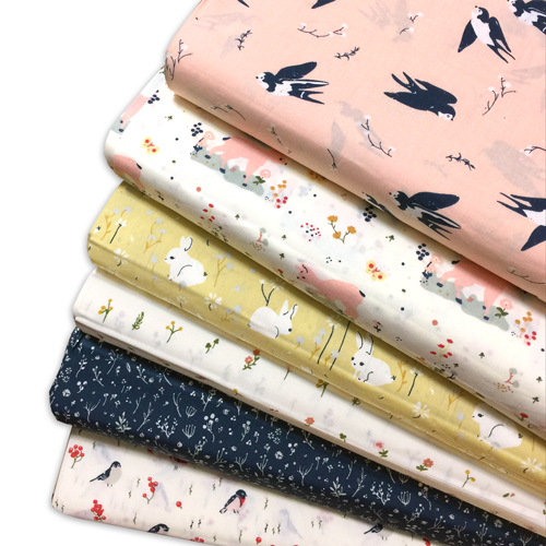 Birch Fabrics Little Collection