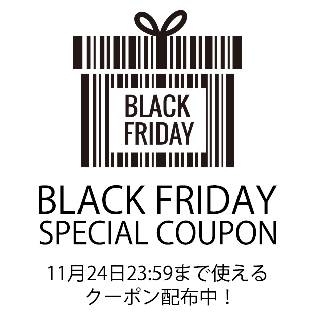 BLACK FRIDAY SPECIAL COUPON
