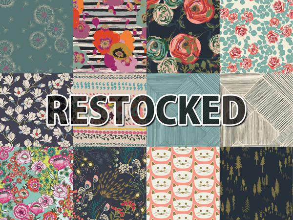再入荷 Art Gallery Fabrics 14アイテム