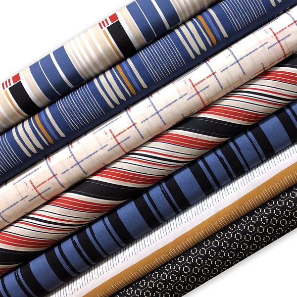 Art Gallery Fabrics Aligned Collection