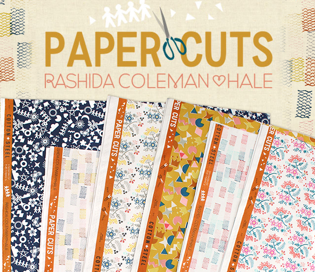 COTTON+STEEL Paper Cuts Collection