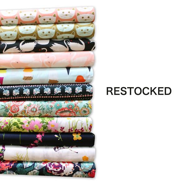 再入荷 Art Gallery Fabrics 11アイテム
