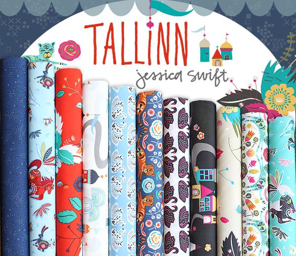 Art Gallery Fabrics Tallinn Collection