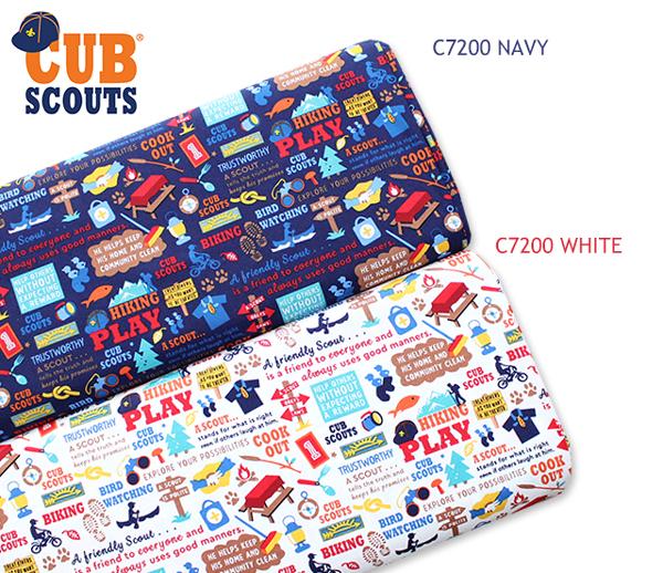 Riley Blake Cub Scouts C7200
