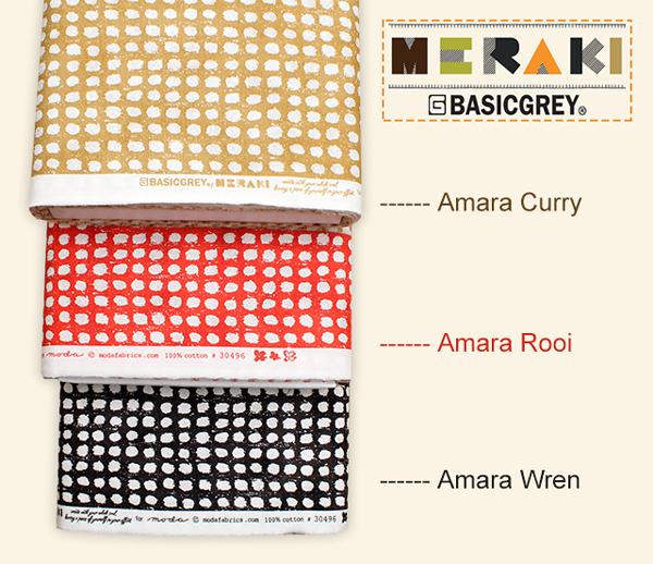 Moda Fabrics Meraki