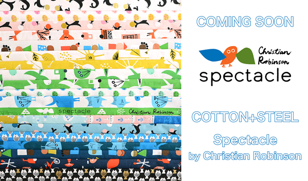COTTON+STEEL - Spectacle Collection