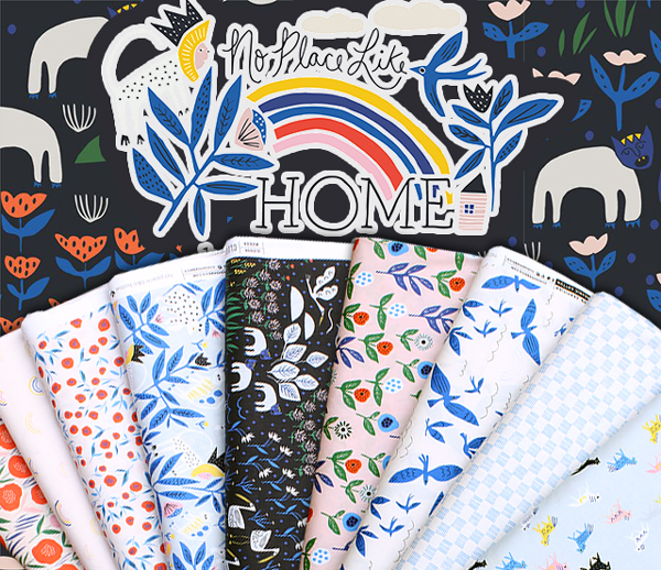 Cloud9 Fabrics No Place Like Home Collection