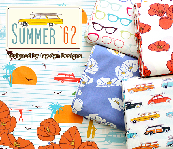Birch Fabrics Summer 62 Collection