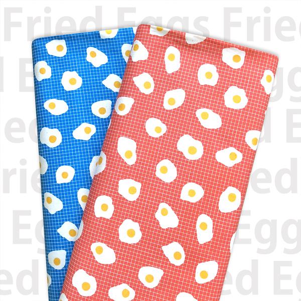 COTTON+STEEL Welsummer Fried Eggs