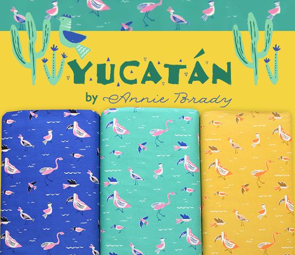 Moda Fabrics Yucatan