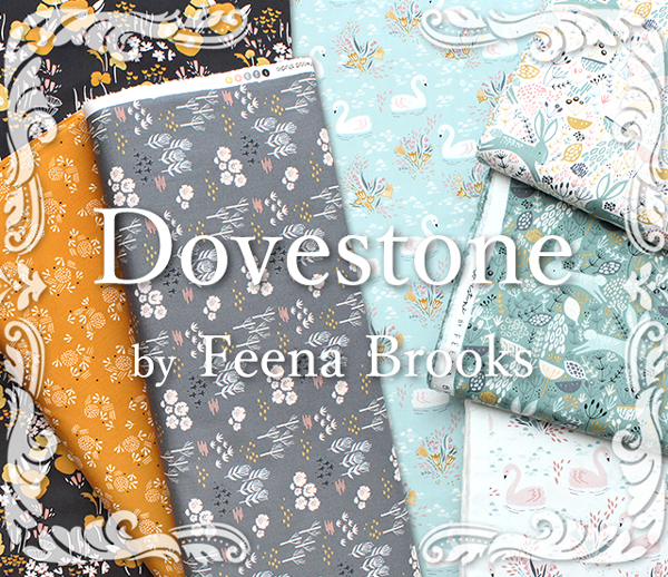 Dashwood Studio Dovestone Collection by Feena Brooks