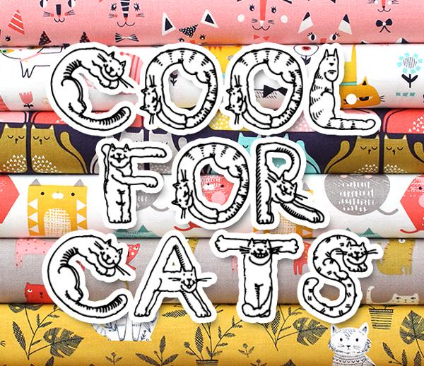Dashwood Studio Cool For Cats Collection by Dashwood Designers