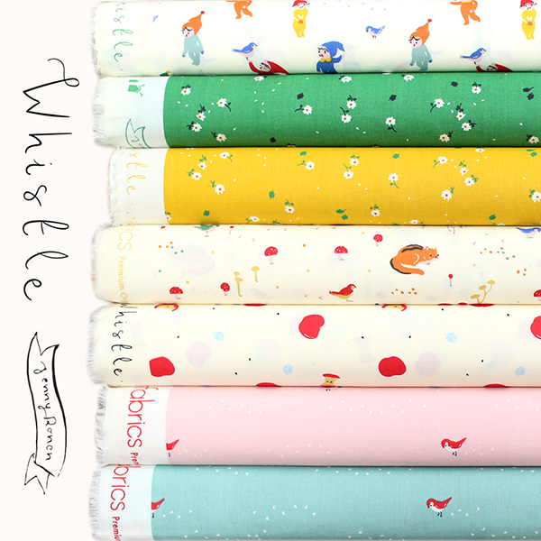 Birch Fabrics Whistle