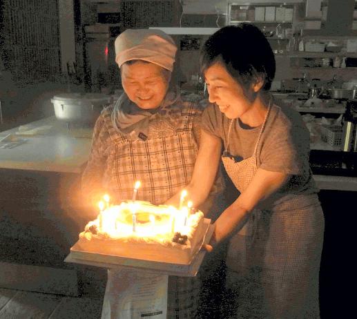 長野おばあちゃん