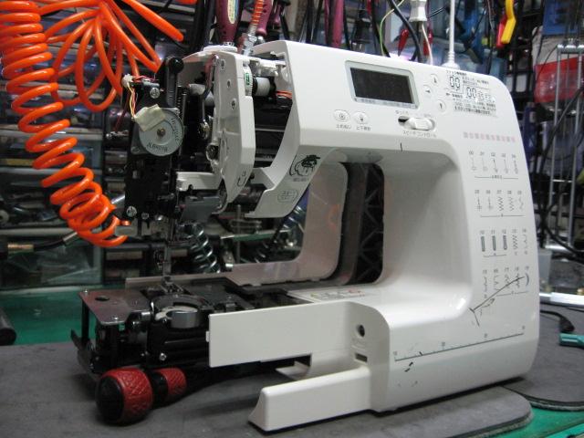 「ジャノメミシン修理 808型」の画像検索結果