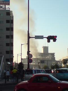 豊田の火事