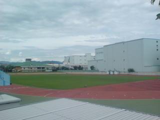 清水総合運動公園陸上競技場