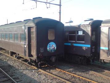 大井川鉄道の旧客