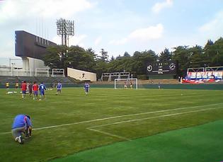 サッカー専用