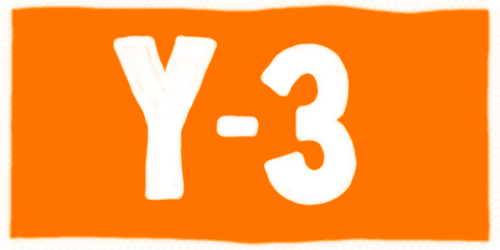 Y-3 のカバン