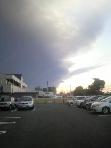 新燃岳噴火の影響_01