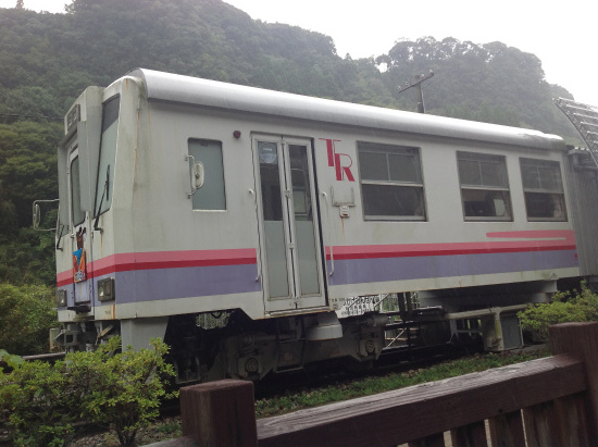 TR列車の宿