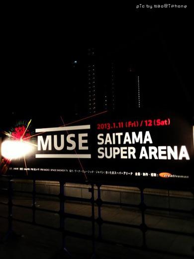 MUSE@さいたまスーパーアリーナ