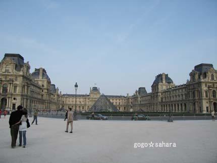 パリのお散歩コース