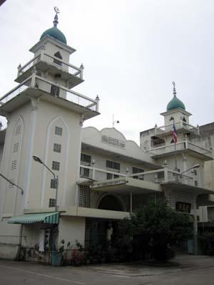 チェンマイのモスク