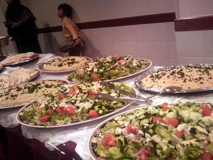 アラブ料理