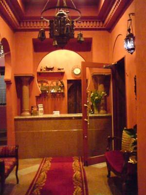 アラビアアートホテル