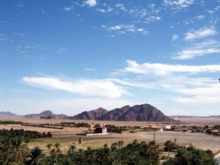フィギーグの景色