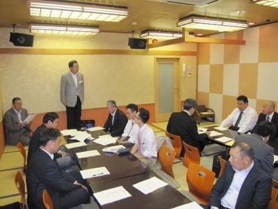 松戸市中央会員総会