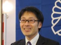 針貝 和幸 鎌ケ谷市倫理法人会 副会長
