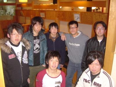 09年春お別れ会2