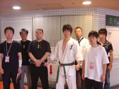 09年全日本ウエイト制記念撮影