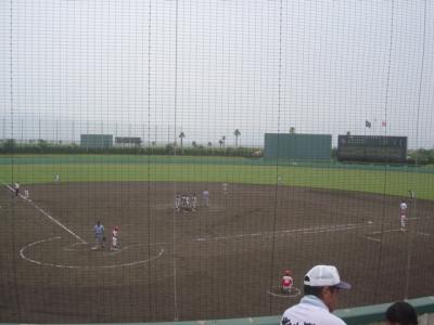 第32回全日本都市対抗少年野球淡路島大会初日