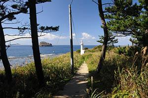 飛島南灯台