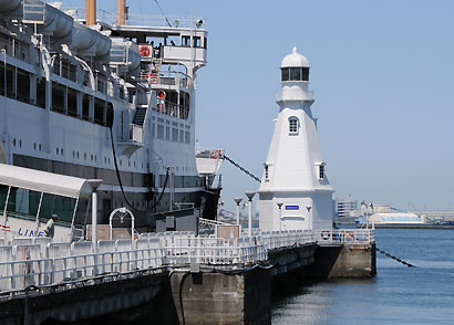 東水堤灯台