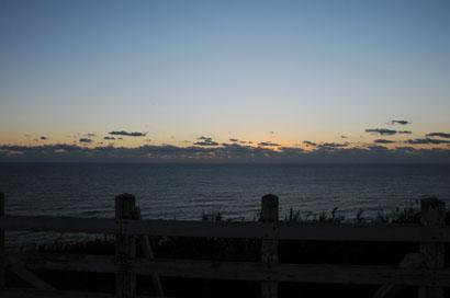 太東埼の日の出