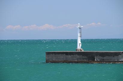 地頭方港東防波堤灯台