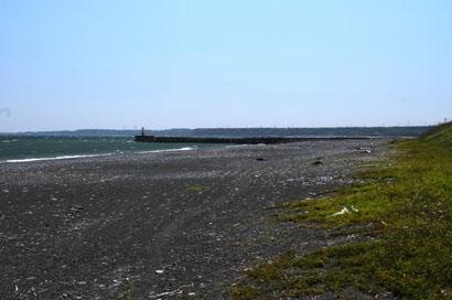 遠江吉田港東防波堤灯台