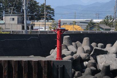 東護岸灯台