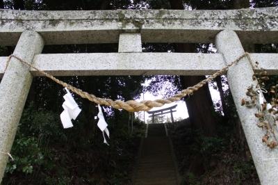 志賀神社 | 松平観光協会からの...