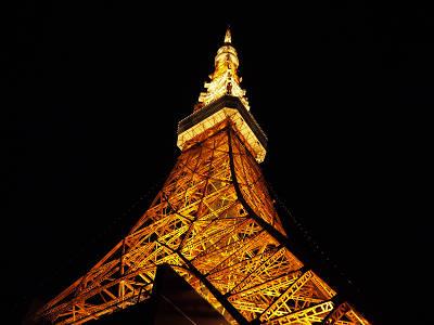 東京タワー通常照明