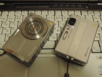 DMC-FX500入手1