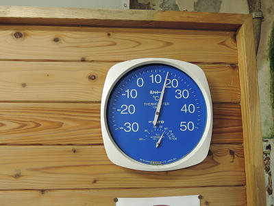 黒部温度計