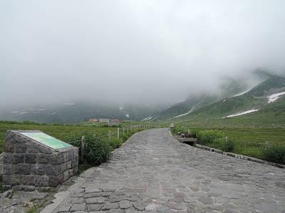 立山室堂散策路