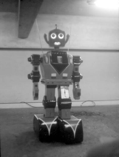 渋谷児童会館ロボット